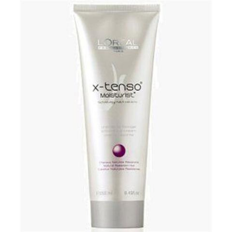 L'OREAL X-TENSO MOISTURIST SMOOTHING CREAM (RESISTANT NATURAL HAIR)