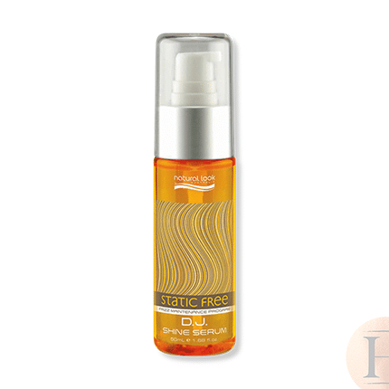 Natural Look Static Free DJ Shine Serum 50ml