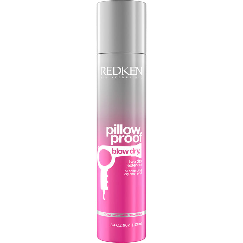 Redken - PILLOW PROOF BLOW DRY TWO DAY EXTENDER DRY SHAMPOO.
