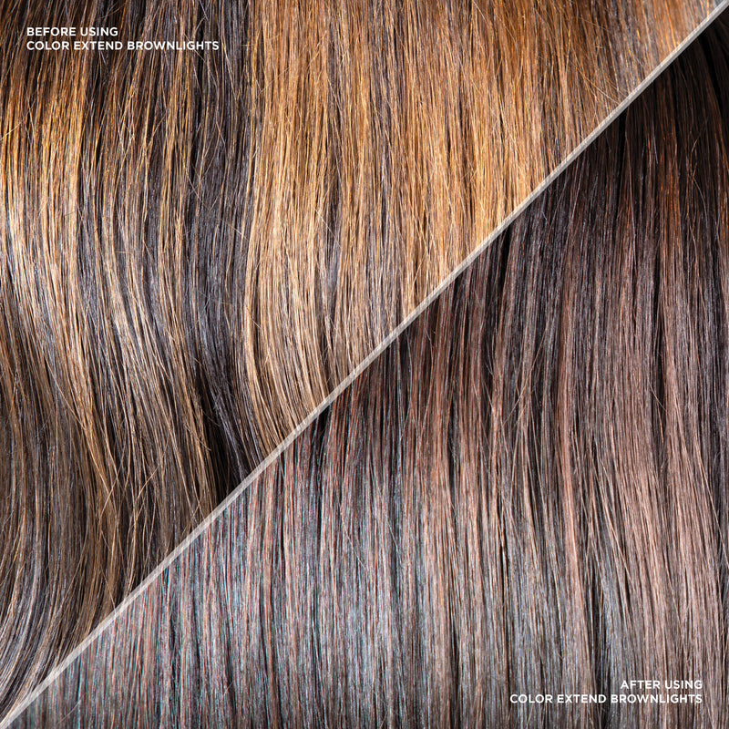 REDKEN COLOR EXTEND BROWNLIGHTS SULFATE FREE BLUE SHAMPOO