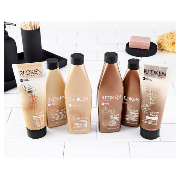 Redken® All Soft Mega Shampoo