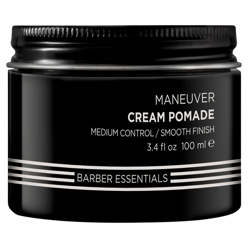 Redken® Brews Maneuver Cream Pomade.