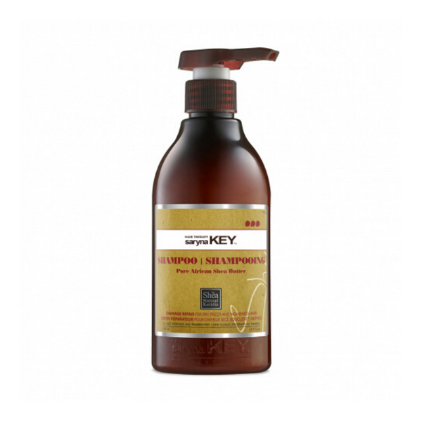 SARYNA KEY DAMAGE REPAIR PURE AFRICAN SHEA SHAMPOO