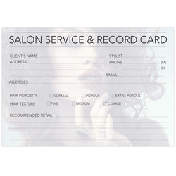 Client Record Cards