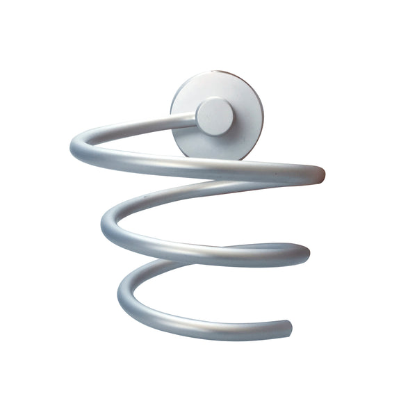 Silver Spiral Dryer Holder