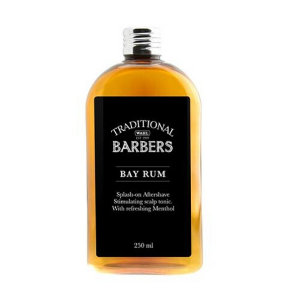 WAHL TRADITIONAL BARBER BAY RUM 250ML