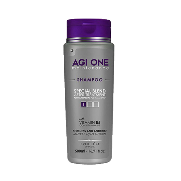 Agi One Shampoo 500ml SPECIAL BLEND