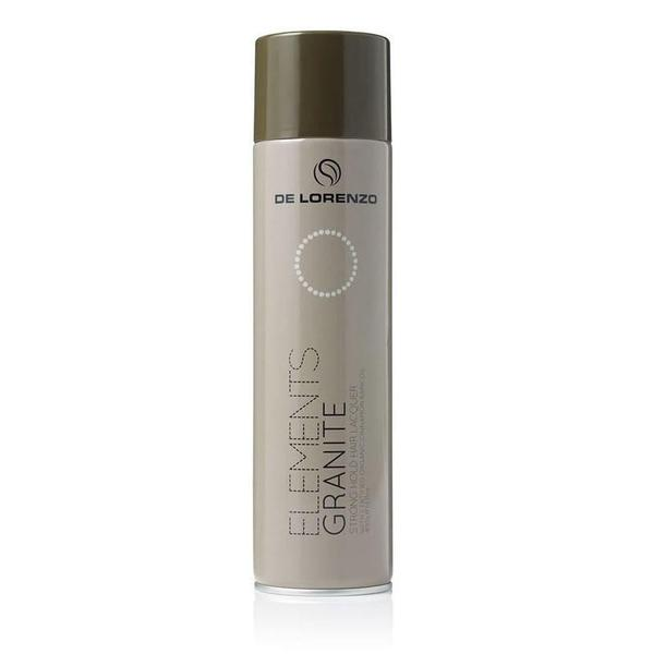 De Lorenzo Elements Granite Hairspray 50g