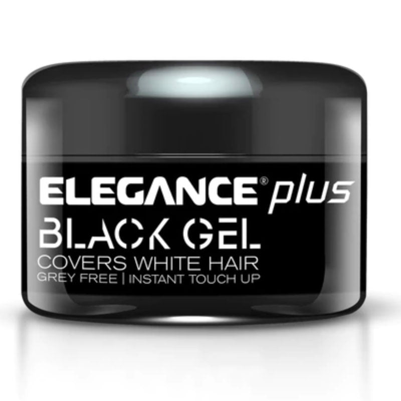 Elegance Black Gel 140g