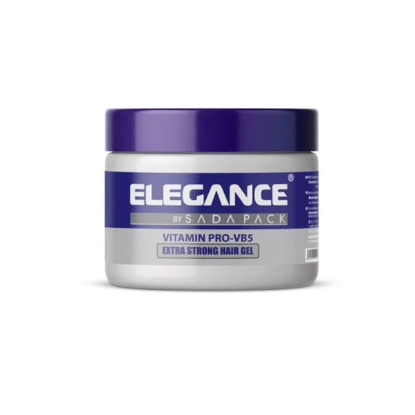 Elegance Vitamin Pro-VB5 – Extra Strong Hair Gel
