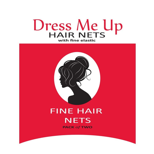 Dress Me Up Fine Hair Net.