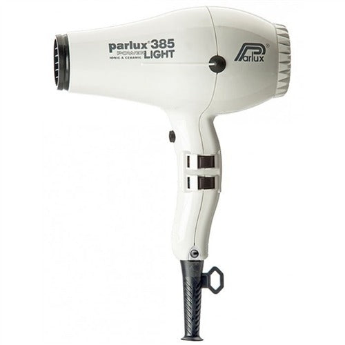 Parlux 385 Power Light & Ionic White