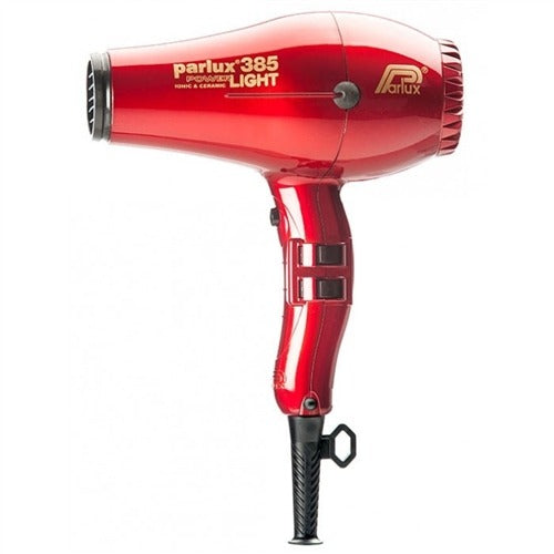 Parlux 385 Power Light Ionic & Ceramic Red