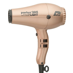 Parlux 385 Power Light Ionic and Ceramic - Light Gold