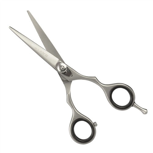 "Iceman 5.5"" Brushed Satin Scissors"