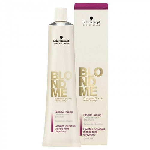 Blondme Blonde Toning Strawberry 60ml