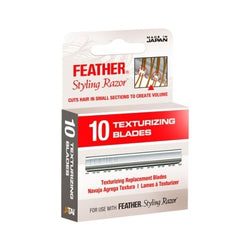 Blades Feather Texturizing Blades 10 Pack