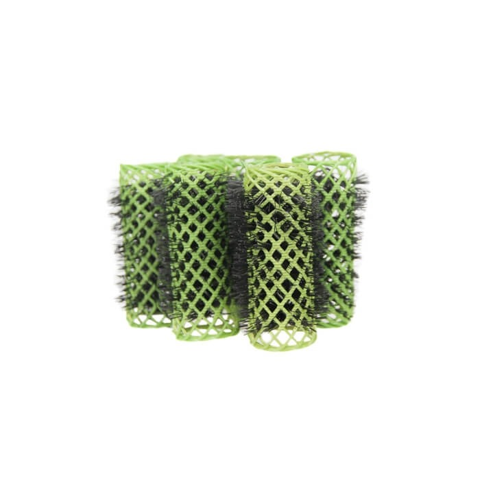 SWISS ROLLERS GREEN 25MM (PK6)