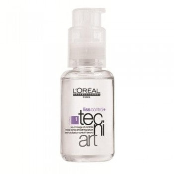 L'Oreal Professionnel Liss Control Plus Tecni Art Serum 50ml