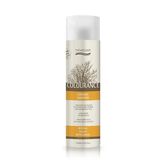 Colourance Caramel Shampoo 250ml.