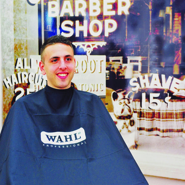 Wahl Jumbo Polyester barber Cape