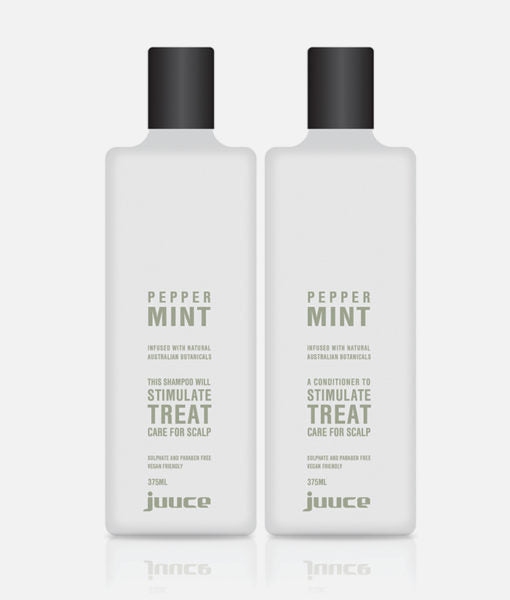 Juuce Peppermint Shampoo for Scalp
