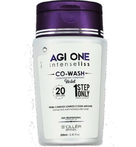 Agi One - Treatment Solution Violet Co-Wash 250ml
