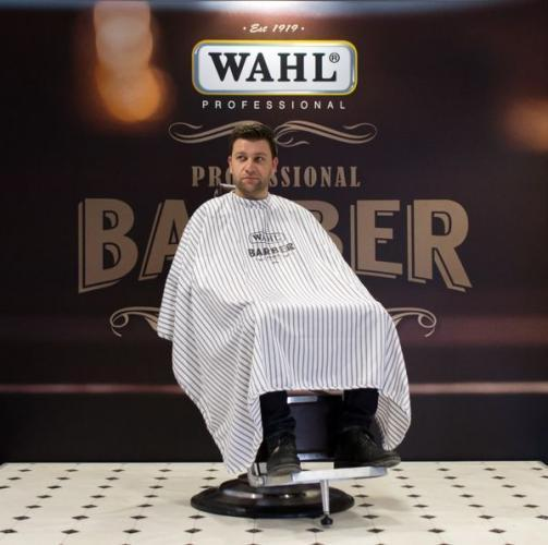Wahl - 5 Star Barber Pinstripe Cape