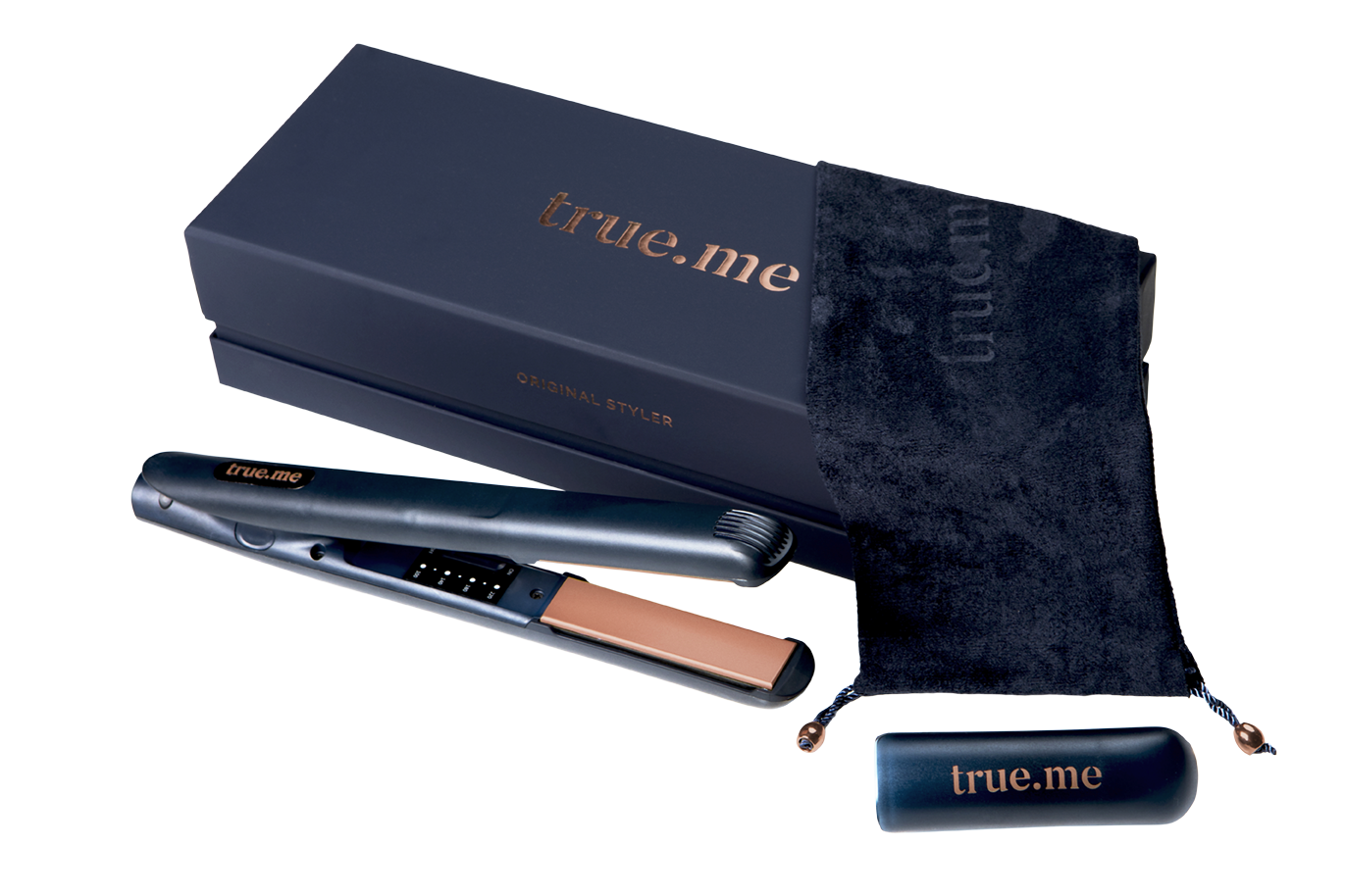 True Me Professional Hair Straightener Available Online