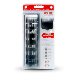 Wahl Attachment Set 1-8 Black Caddie