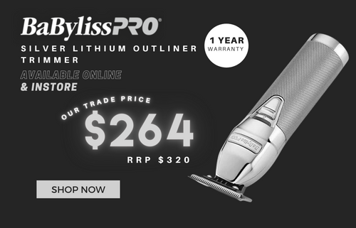 Babyliss PRO Australia Online Hair beauty Ink Salon and Beauty Supplies Hot curling sticks trade price