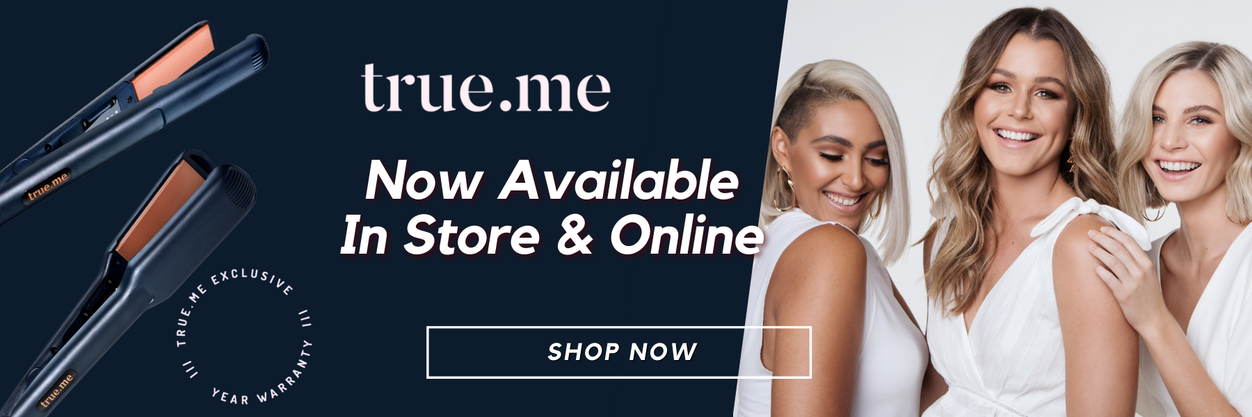 Buy True Me Hair Straightener Online Cheap