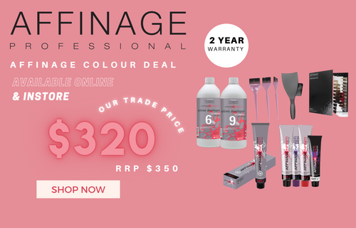 Affinage Professional Shop Online Australia Hair and Beauty Supply Store Hair Beauty Ink