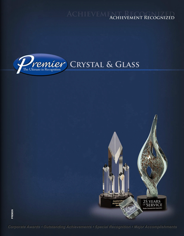 Glass Awards Catalog Click Here