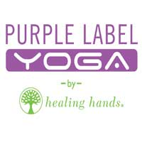 Purple Label Yoga by Healing Hands