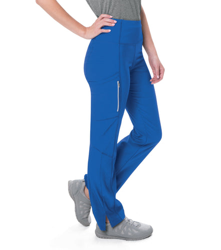 PowerCore 360 support-Built in compression - High Waist Scrub Pants