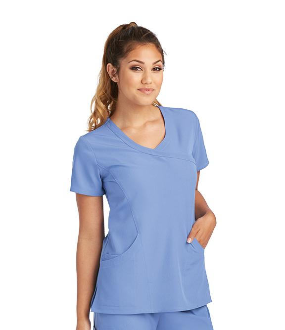 ceil scrub top