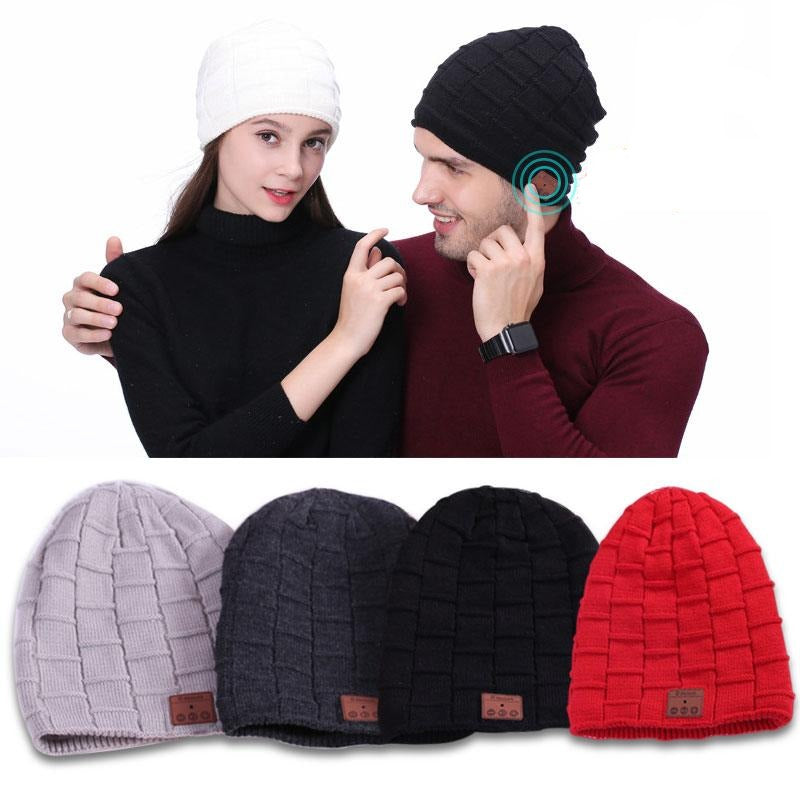 Bonnet Wireless Bluetooth 4.1 d'hiver