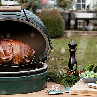 Barbecuing your turkey this Christmas? ||