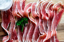 Load image into Gallery viewer, Puddledub Oak Smoked Streaky Bacon