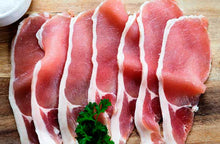 Load image into Gallery viewer, Puddledub Oak Smoked Back Bacon