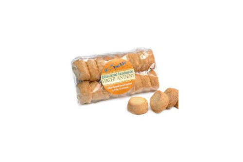 Your Piece Bite-sized Highlander Shortbread
