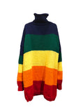 Taste my Rainbow Tall T Turtleneck