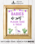 Purple Llama Babies Are Sweet Printable Sign