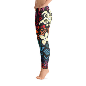 Rainbow Honolulu Honu Limited Edition Leggings