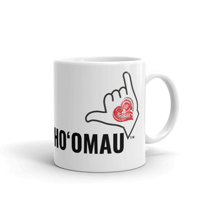 Ho'omau (Do Not Quit in Hawaiian) 11 oz. Limited Edition Mug