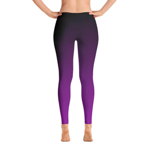 Pink Orchid Sunset Limited Edition Leggings