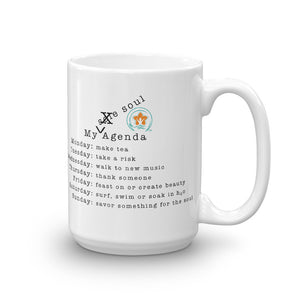 My Soul Agenda™ Limited Edition Mug