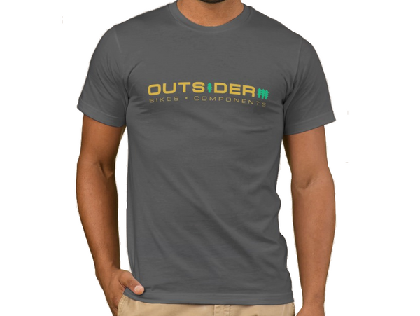 Outsider Bikes T Shirt
