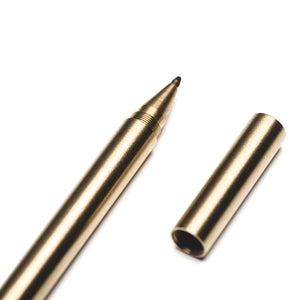 G2 Milled Brass Pen